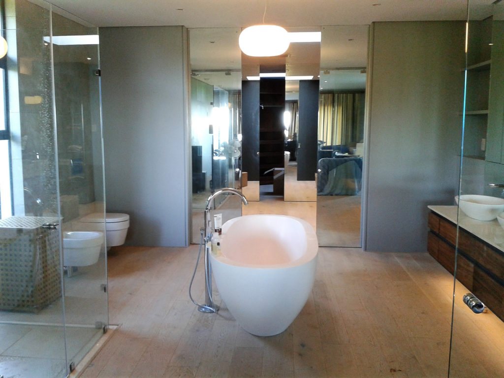 Focus on Bathrooms