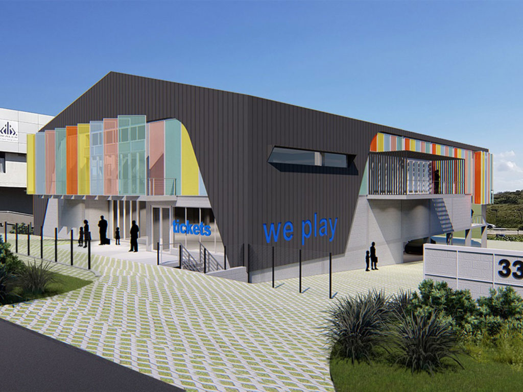 Education and entertainment facility in Ballito
